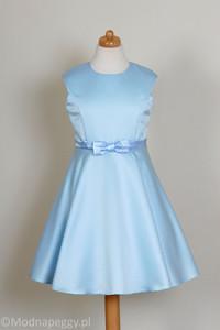 818d66d1a3 Sukienka dziewczęca Modna Peggy