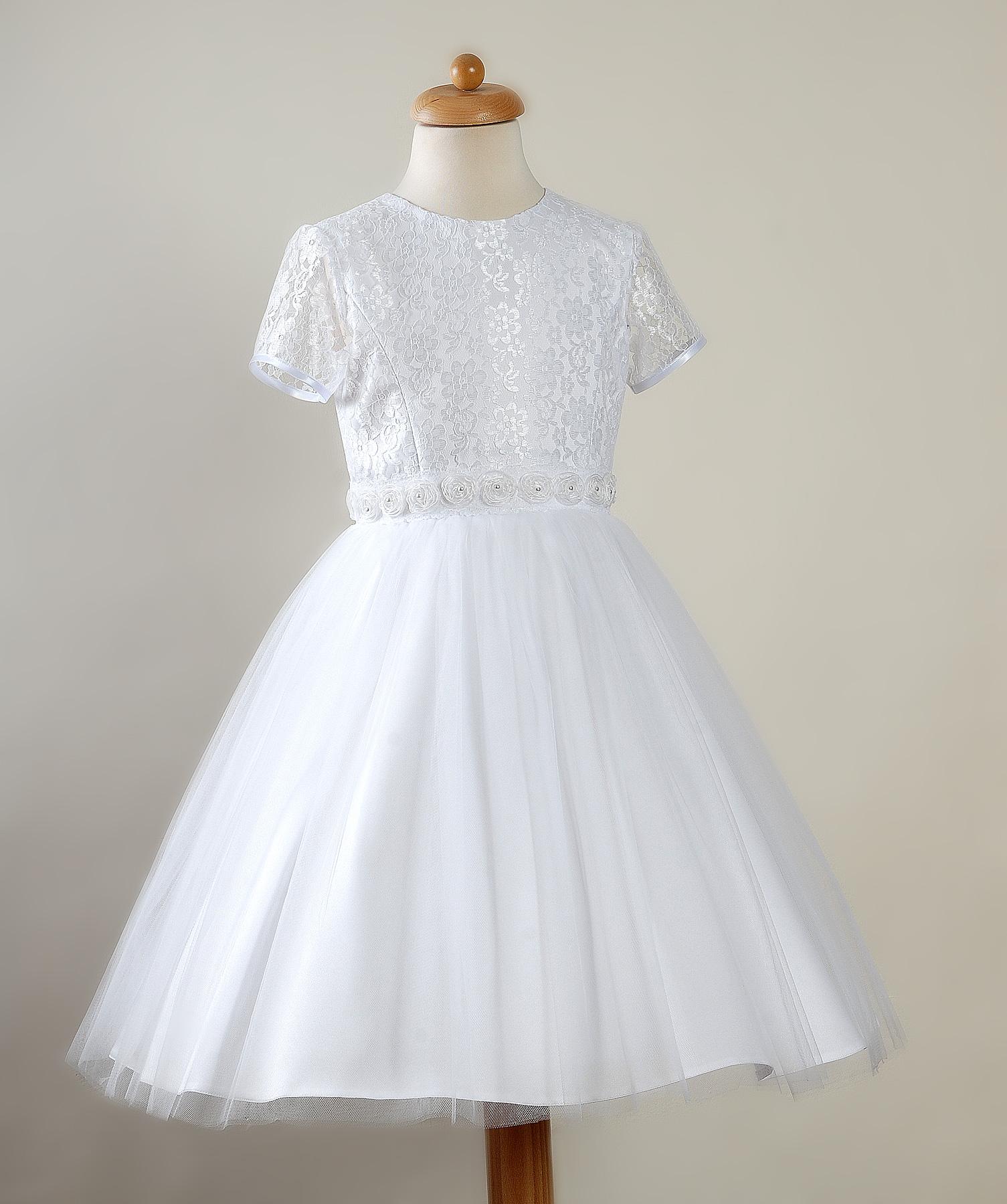 46fc5f4918 Modne sukienki dla dziewczynek na wesele